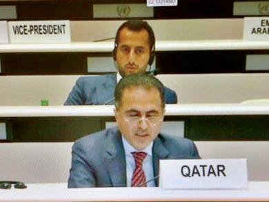Photo of قطر تُجدد موقفها الثابت والداعم للقضية الفلسطينية