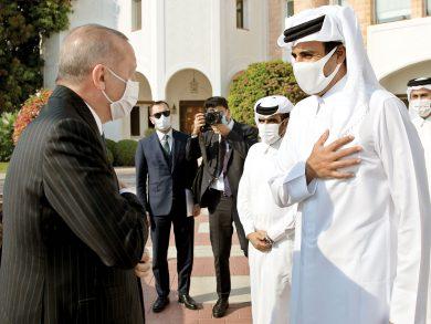 Photo of صاحب السمو والرئيس التركي يعززان العلاقات الإستراتيجية