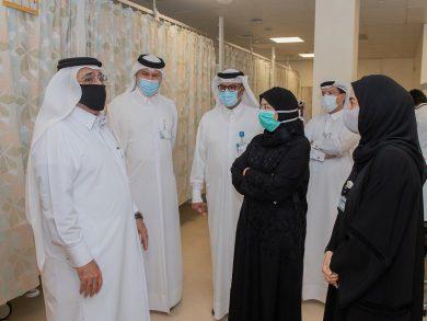 Photo of وزيرة الصحة تفتتح وحدة الإقامة القصيرة بالمركز الوطني لعلاج السرطان