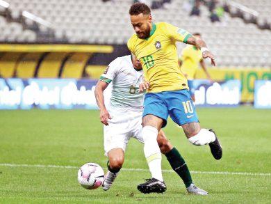 Photo of البرازيل تنطلق بقوة إلى قطر 2022
