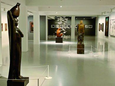 Photo of جلسة للحوار الإبداعي في «متحف»