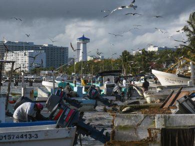Photo of مصرع شخصين في لويزيانا الأمريكية نتيجة إعصار دلتا