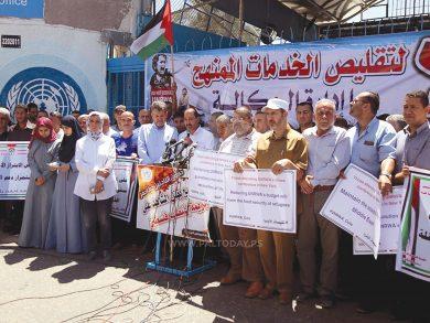 Photo of مطالب فلسطينية للأونروا بالتراجع عن تقليص المساعدات
