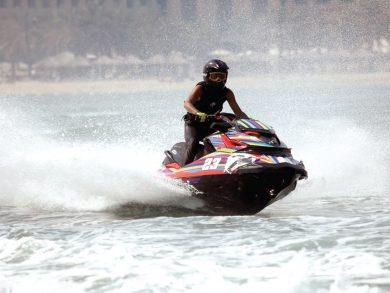 Photo of شاطئ كتارا يستقبل صراع الدراجات المائية