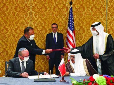 Photo of البحرين تعلن التبادل البريدي مع إسرائيل قريبًا