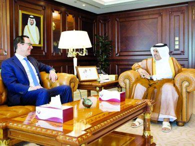 Photo of قطر وأمريكا تعززان التعاون في مكافحة الإرهاب وغسل الأموال