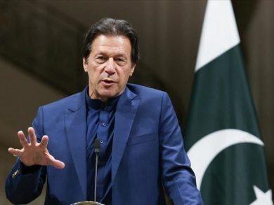 Photo of إصابة رئيس الوزراء الباكستاني ب «كورونا»