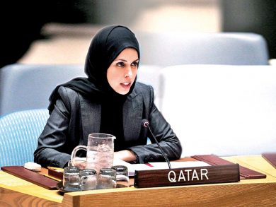 Photo of قطر: القضية الفلسطينية مركزية وتستحق تسوية عادلة ودائمة
