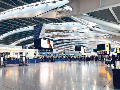 Photo of السماح لمطار هيثرو ببناء مدرج ثالث
