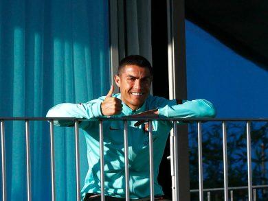 Photo of رونالدو يتعافى من كوفيد-19