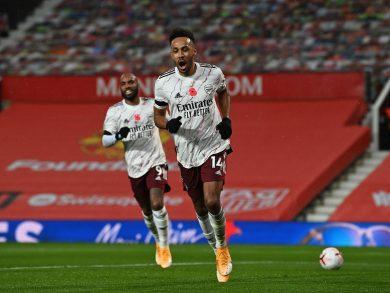 Photo of أوباميانج يقود أرسنال لتحقيق فوز صعب على مانشستر يونايتد في الدوري الإنجليزي