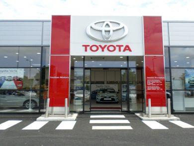 Photo of تويوتا ترفع توقعات الأرباح إلى أكثر من مثليها