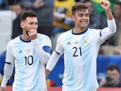 Photo of الأرجنتين تستعد لمواجهة باراجواي وبيرو