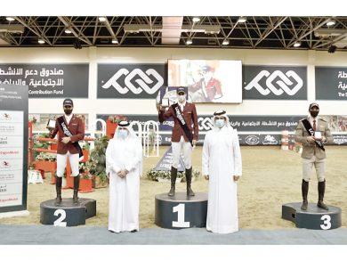 Photo of الباكر يفوز بالجولة الكبرى لبطولة لونجين هذاب