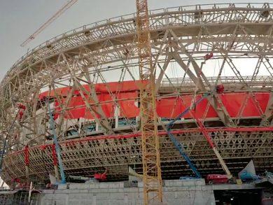Photo of إنجاز كبير في استاد لوسيل المونديالي