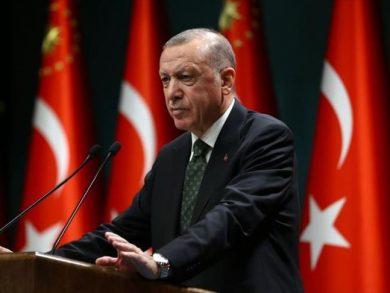 Photo of الرئيس التركي ورئيس المجلس الرئاسي الليبي يبحثان تطوير علاقات البلدين