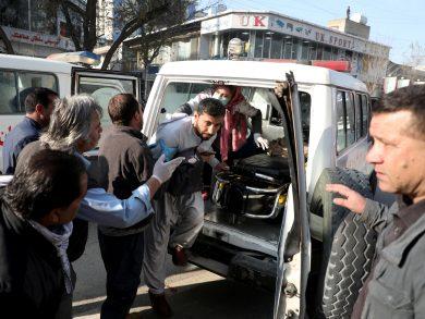 Photo of مقتل 8 أشخاص وجرح نحو 30 آخرين في سلسلة انفجارات هزت العاصمة الأفغانية