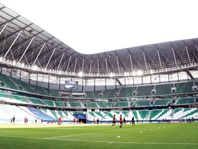 Photo of نتشرّف بالمساهمة في استمرار كرة القدم الآسيوية