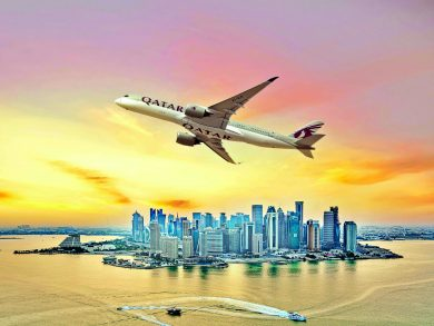 Photo of البحرين تفتح مجالها الجوي أمام الطائرات القطرية