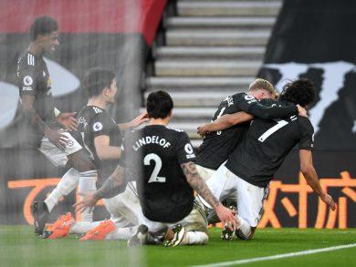 Photo of كافاني البديل يقود مانشستر يونايتد إلى فوز قاتل بعد تأخره بهدفين