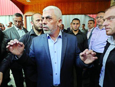 Photo of حماس تعلن إصابة السنوار بكورونا