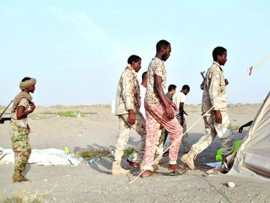 Photo of تحركات قانونية في السودان ضد محمد بن زايد وحفتر