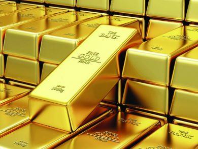 Photo of الذهب ينخفض مع طغيان قوة الدولار على أثر حزمة التحفيز