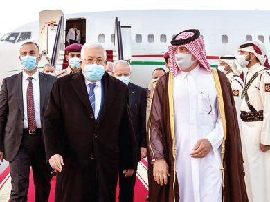 Photo of قطر داعم ثابت للقضية الفلسطينية العادلة