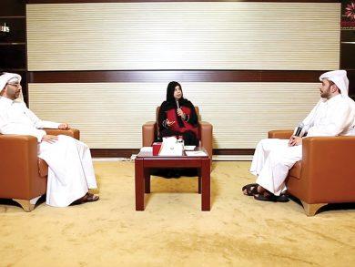Photo of «مجلس الكتّاب» يستعرض إبداعات شباب قطر