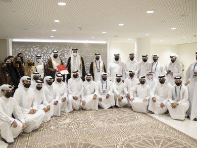 Photo of صاحب السمو يستقبل أعضاء فريق ملف الدوحة لاستضافة دورة الألعاب الآسيوية- الدوحة 2030