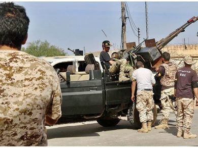 Photo of ليبيا: رصد 12 طائرة تنقل مرتزقة من سوريا لمناطق حفتر