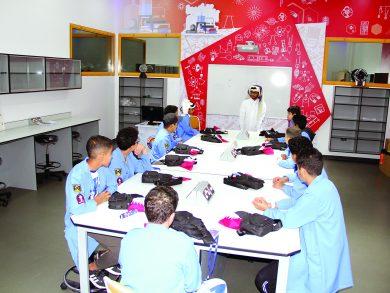 Photo of انطلاق مخيم الربيع 2020 في النادي العلمي القطري