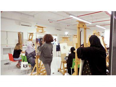 Photo of انطلاق دروس الفن في «متحف»