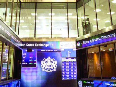 Photo of بورصة لندن تستكمل صفقة شراء رفينيتيف