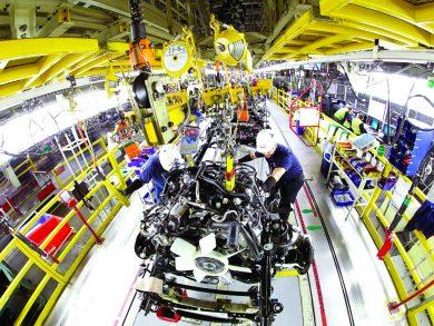 Photo of 1.8 % ارتفاعًا في مبيعات تويوتا