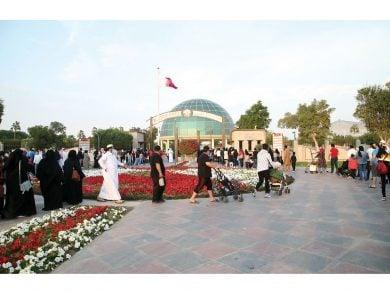 Photo of 27 ألف زائر لمنتزه الخور الأسبوع الماضي