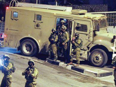 Photo of إصابات باقتحام الاحتلال لمجمع طبي برام الله
