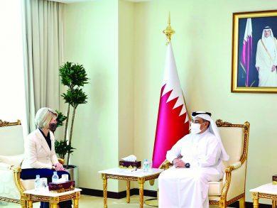 Photo of قطر وأمريكا تعززان الاستثمارات