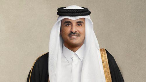 Photo of صاحب السمو يتبادل التهاني مع ولي العهد السعودي