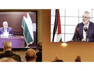 Photo of هنية: نتطلع لإنجاز سريع للمصالحة واتفاق وطني ينهي الانقسام