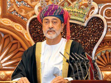 Photo of سلطان عمان يجدد دعم السلطنة للقضية الفلسطينية