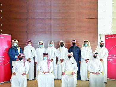 Photo of فودافون قطر تستثمر في الكفاءات الوطنية