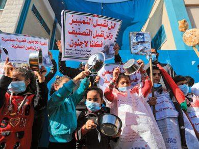 Photo of الأونروا تطلب دعمها ماليًا لتغطية احتياجات اللاجئين
