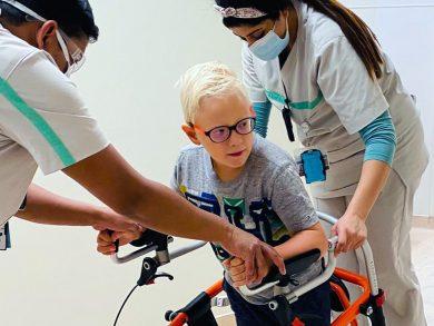Photo of سدرة للطب ينشئ عيادة لاضطرابات الحركة لدى الأطفال
