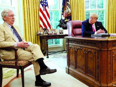 Photo of الجمهوري ماكونيل يقترح تأجيل محاكمة ترامب