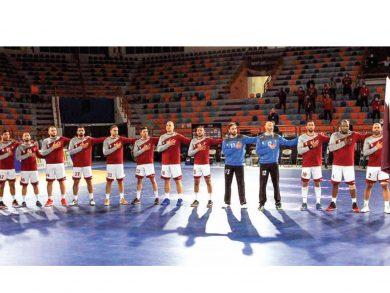 Photo of إعلان قائمة منتخبنا العنابي لكرة اليد استعدادا للبطولة الآسيوية بالسعودية