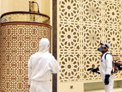 Photo of 40 مليون ريال لنظافة المساجد سنويًا