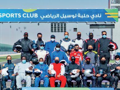 Photo of الخليفي يتصدر بطولة السيارات السياحية