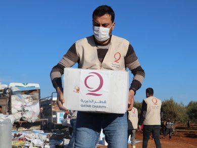 Photo of قطر الخيرية تطلق مشاريع طبية جديدة في الشمال السوري