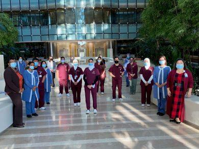 Photo of سدرة للطب يستقبل أول دفعة من طلاب التمريض من جامعة كالجاري في قطر